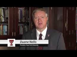 Duane Nellis - Safety at Texas Tech University - YouTube