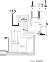 parrot mki9200 installation wiring diagram lorestan info Parrot MKi9100 parrot mki9200 installation wiring diagram