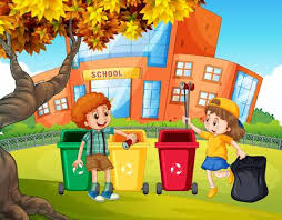 Cleanliness Chart For School Clean School Stock Photos And Images 123rf