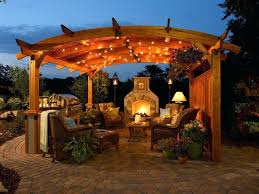 outdoor lighting for pergolas. Outdoor Lights For Pergola Fireplace With Gas Lanterns Patio Traditional  Wooden Pergolas Led . Lighting