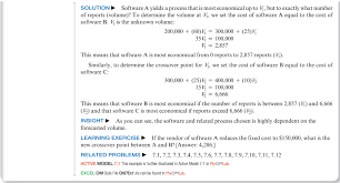 Solved Consider Example 1 Reconfigure The Crossover Poin