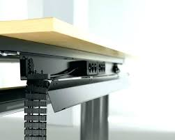 desks desk wire management cable ideas cord under with desks best ca desk wire management