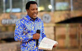 How tb joshua died on his way to the hospital and other facts about him breaking: Qbfaqtoxpylvtm
