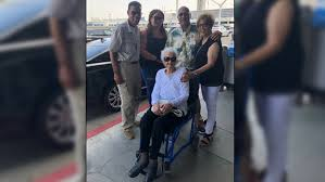 102-Year-Old Woman Evicted From LA Apartment Moves To Washington D.C. – CBS  Los Angeles