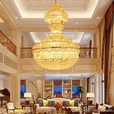 led modern crystal chandelier american gold crystal chandeliers lighting fixture european crystal lights living room home indoor lighting beaded chandelier