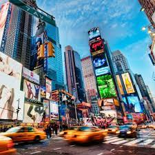Times Square New York iPad Wallpapers ...