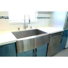 36 farm sink. Simple Sink 36 Apron Sink Farmhouse Photo 8 Of 9 Farm Stainless Steel  Copper To Farm Sink E