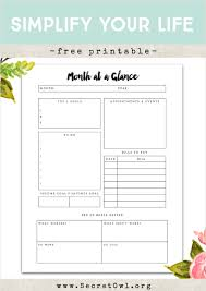 At A Glance Monthly Planner 2016 At A Glance Monthly Planner Black