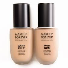 make up for ever y305 water blend face body foundation