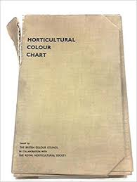Rhs Colour Chart Amazon Horticultural Colour Chart Volumes I And Ii Amazon Co Uk