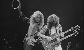 Which Led Zeppelin Albums Didnt Reach No 1 On The Charts