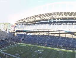 Seattle Seahawks Stadium Seating Chart Rows Centurylink Field Section 332 Seat Views Seatgeek
