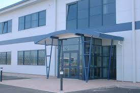 entrance doors for commercial use