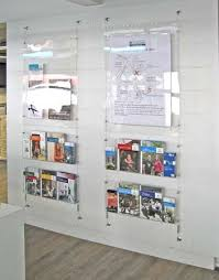 Flyer Display Stands church literature racks wall display Google Search Ministry 61