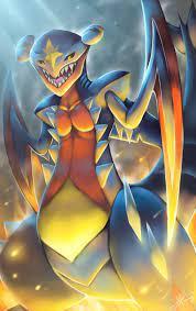 Pokemon : Mega Garchomp! | Pokemon, Pokemon dragon, Pokemon art
