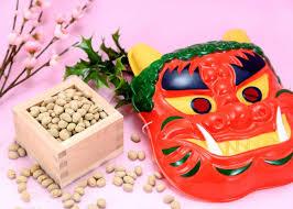 Japanese Setsubun Movie Setsubun The Bean Throwing Festival To Celebrate Winters