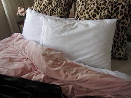 soft pale pink velvet duvet cover queen