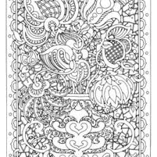 Small Picture Printable Printable Complicated Coloring Pages For Adults