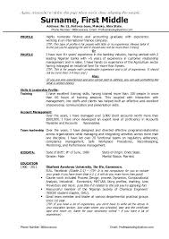 What Does A Resume Consist Of