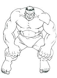incredible hulk coloring page free pages she printable colouring