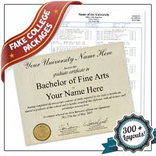 fake bachelor degree fake college diploma with transcripts buyafakediploma com