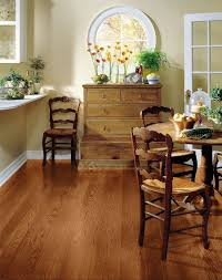 oak gunstock floor