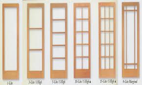 Single Exterior French Door Single Exterior Door With Blinds Built