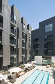 Echo Designer Loft Apartments Spf Architect Creates The Line Lofts To Enhance Apartment Living