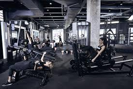 inside the dogpound victoria s secret angels s favorite gym w magazine
