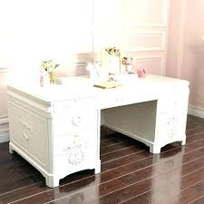french style office furniture. French Style Desk Office Large White Shabby Cottage Chic Executive 8 Drawers Furniture