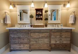 double sink bathroom vanity. this gorgeous rustic cabinet features a marbled countertop with two inset sinks. plenty of storage double sink bathroom vanity