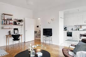 Large studio apartments Makeover Collect This Idea Living Room 71 Freshomecom Stylish Swedish Studio Apartment Lives Large