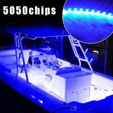 led boat deck lights. 2PCS LED Boat Marine Yacht Deck Courtesy Bow Pontoon Interior Lights Kits (Blue) Led H
