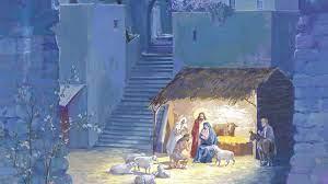 Nativity of Jesus Christmas 4K #28219
