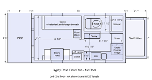 wheels plans free new tiny houses floor plans free homes floor plans information