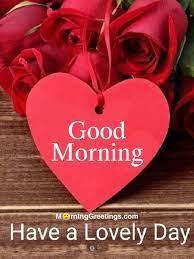 beautiful good morning heart pictures