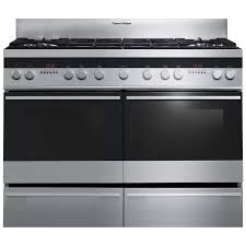 Why Dual Fuel Range Fisher Paykel Or120ddwgx2 89429 Double Oven 120cm Dual Fuel