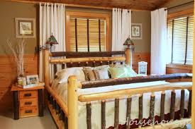 Natural Pine Bedroom Furniture Rustic Bedroom Set Design Incredible Cool Rustic King Size Bed