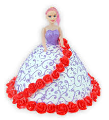 Barbie Cake In Pune Doll Shaped Cake In Pune Party Cakes Just