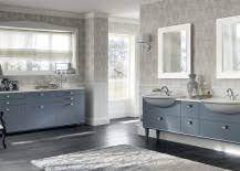 view gallery bathroom modular system progetto. View In Gallery Exquisite Bathroom Modular System Progetto
