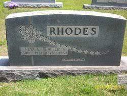 """Geneva Ada """"Neva"""" Bird Rhodes (1880-1961) - Find A Grave Memorial"""