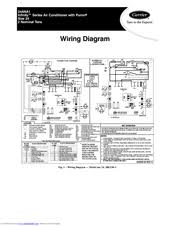 carrier ana infinity manuals carrier 24ana1 infinity wiring diagram