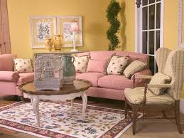 French Country Living Room Furniture Collection 2202