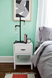 Mint Color Painted Walls