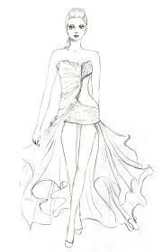 Small Picture Action fashion design coloring pages Fashion Design Color Pages