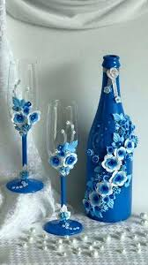 Wine glass decorating ideas for weddings Ribbon Wine Glass Decorations For Weddings Glass Decoration Ideas Meet The Decorations Glass Bottles More Beautiful And Tetradsco Wine Glass Decorations For Weddings Glass Decoration Ideas Meet The