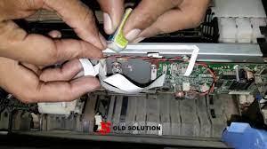 how to fix Epson L565 printer error 0xea - YouTube