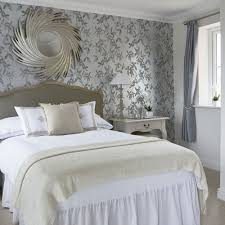 Wallpaper for grey room