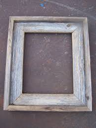 lot of 12 8x10 barnwood picture frames 6 deluxe 6 flat rustic decorative rustic picture frames