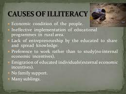 illiteracy 4